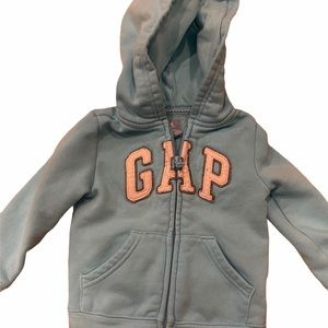 Gap hoodie for toddler(3 for $18)
